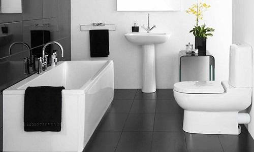 Chống thấm nhà tắm cực hiệu quả với gạch ốp tường cao cấp