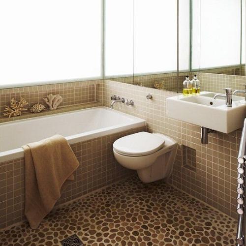 gạch chống trơn nhà vệ sinh