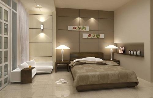 Bí quyết chọn gạch ốp tường phòng ngủ Chuẩn – Độc – Đẹp