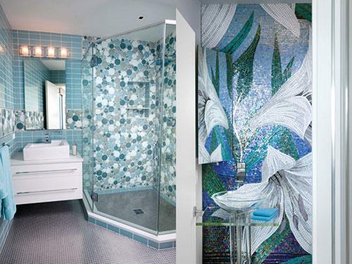 Gạch mosaic phòng tắm 2019-3