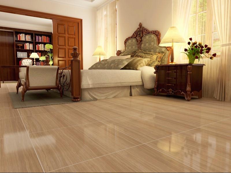 Có nên sử dụng gạch giả gỗ 80×80 cho các công trình nhà ở?