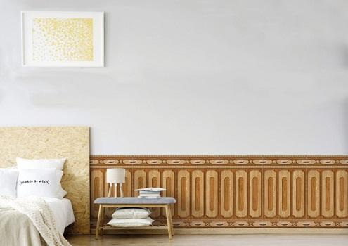 Gạch ốp tường giả gỗ 40×90 – Top 3 mẫu gạch hot nhất 2018