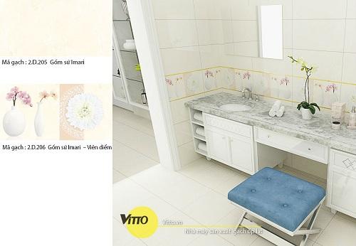 Một số kích thước gạch lát nền Vitto được ưa chuộng nhất