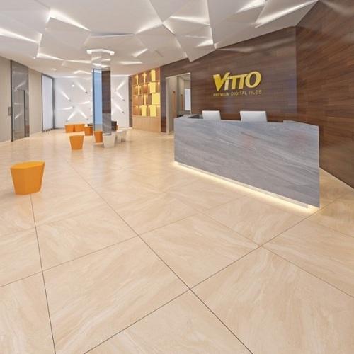 Gạch Vitto 80x80 cho không gian rộng lớn