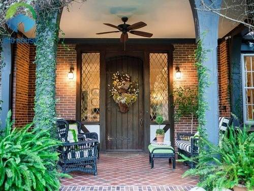 Góc tư vấn: 3 mẫu gạch ốp tường mặt tiền nhà đẹp và bền nhất 2018