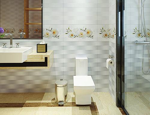 [Cập nhật] Báo giá gạch ốp tường nhà vệ sinh Hoàn Mỹ 2018