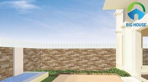 gạch ốp tường 30x60 giả cổ 2