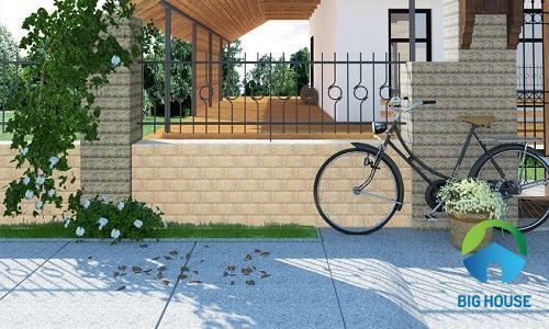 Xem ngay những mẫu gạch ốp cổng Đồng Tâm được yêu thích nhất 2020