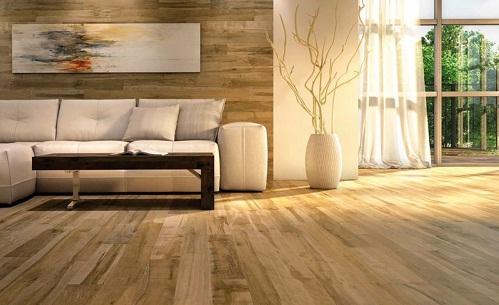 gạch giả gỗ màu sáng 2