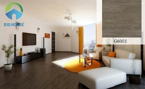 Gạch giả gỗ phòng ngủ Viglacera G6001