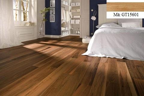 Tham khảo ngay 3 mẫu gạch giả gỗ phòng ngủ Viglacera đẹp nhất