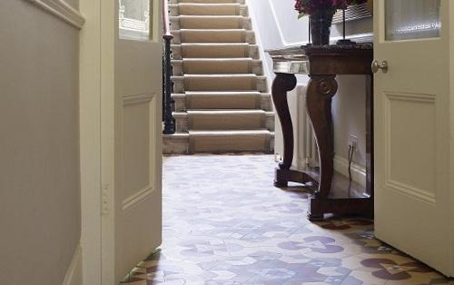 Các mẫu gạch lát nền hành lang đẹp nhất theo xu hướng 2019