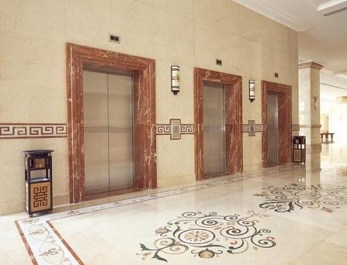 gạch lát nền hành lang