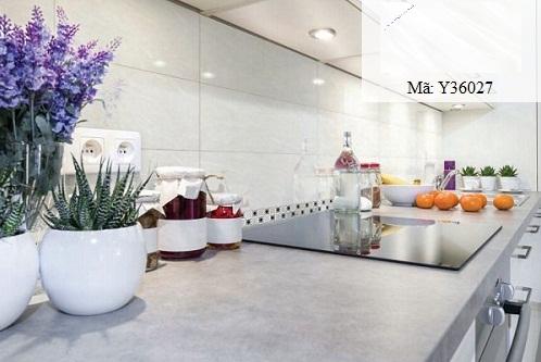 3 mẫu gạch ốp bếp Ý Mỹ ĐẸP – CUỐN HÚT nhất cho các gia đình